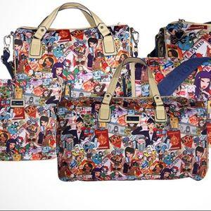 Tokidoki Ramblers Collection Crossbody Bag